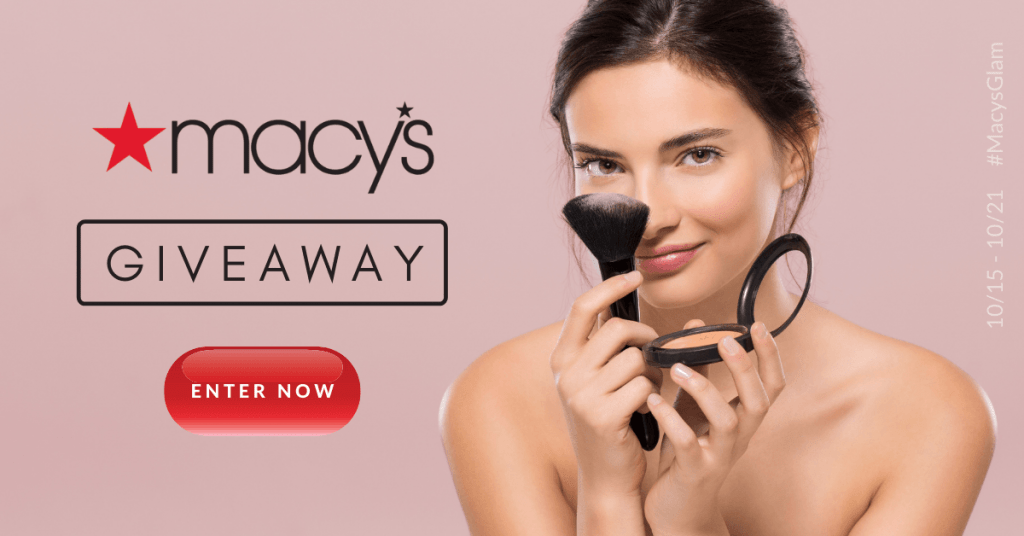 GIVEAWAY: Enter to Win a $250 Macy's Gift Card - 5 WINNERS