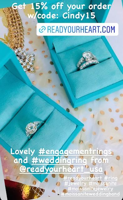 Get 15% Off fine jewelry from Read Your Heart